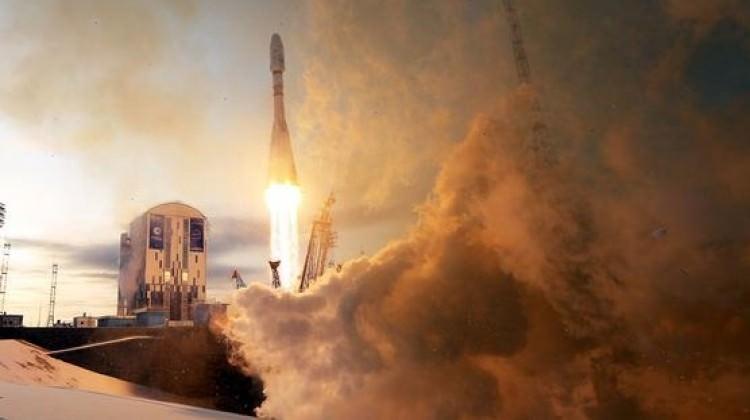 Rusya'da Düşen Roket İle İlgili İlginç İddia!