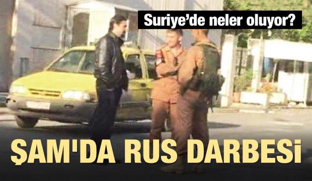 Şam'da Rus Darbesi