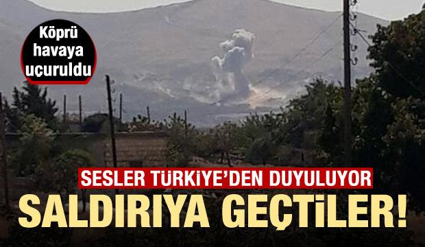 Sesler Türkiye'den duyuluyor... Saldırıya geçtiler