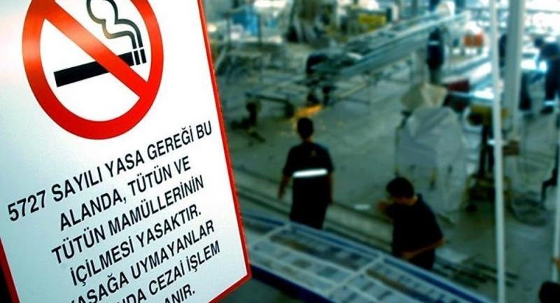 Sigara düzenlemesi değişiyor: Mekanlarda açık alanda içmek yasaklanıyor