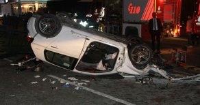 Şişli'de Korkunç Trafik Kazası: 1 Ölü, 2 Yaralı