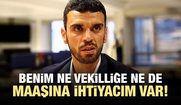 Sofuoğlu, milletvekilliği adaylık sürecini anlattı