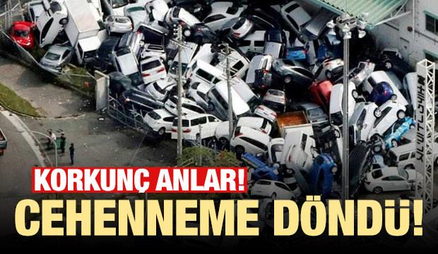 Son 25 yılın en büyük felaketi!