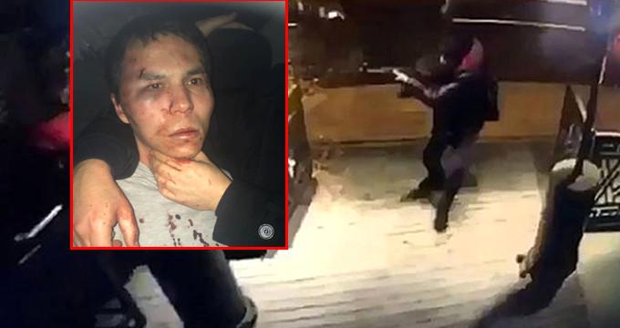 Son Dakika! Reina'da 39 Kişiyi Öldüren Saldırgan Abdulkadir Masharipov Yakalandı
