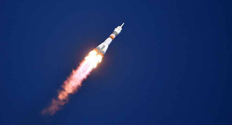 Soyuz MS-13 uzay aracı yörüngeye yerleşti
