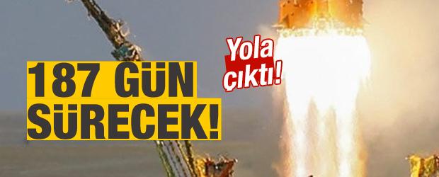Soyuz Yola Çıkı! Görev 187 Gün Sürecek...