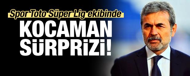 Süper Lig ekibinde Kocaman sürprizi!