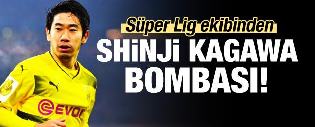 Süper Lig ekibinden Kagawa bombası!