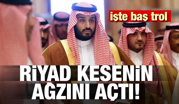 Suudi Arabistan kesenin ağzını açtı! İşte baş Trol!