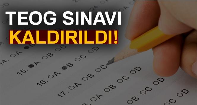 TEOG Sınavı Kaldırıldı!