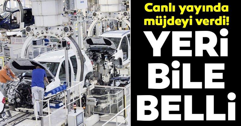 Ticaret Bakanı Ruhsar Pekcan'dan son dakika Volkswagen açıklaması!