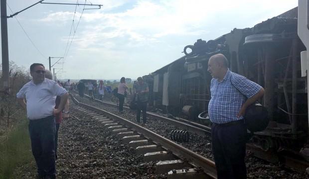 Tren faciası! Ölü ve yaralı sayısı belli oldu