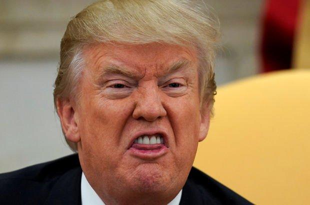 Trump'a: O zorbanın ağzına vuracağım!