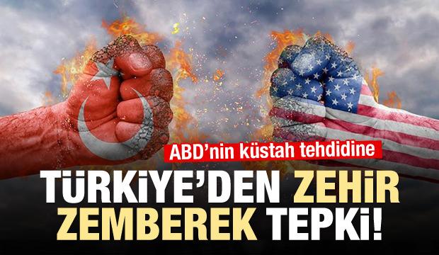 Trump'ın kararının ardından Türkiye'den ilk tepki