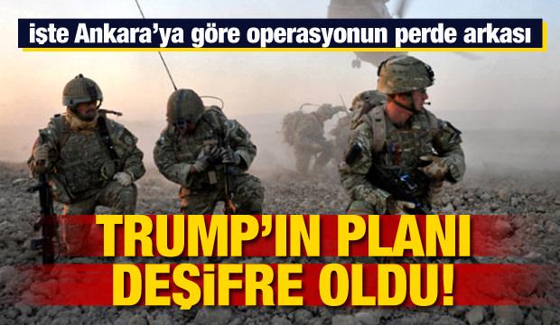Trump'ın planı deşifre oldu!