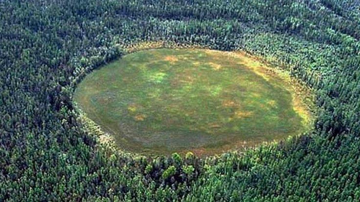 Tunguska'ya Çarpan Asteroitin Gizemi 111 Yıl Sonra Çözüldü