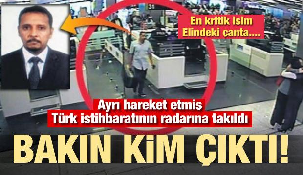Türk istihbaratının radarına takıldı! Bakın kim çıktı