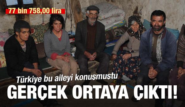 Türkiye bu aileyi konuşmuştu: Gerçek ortaya çıktı