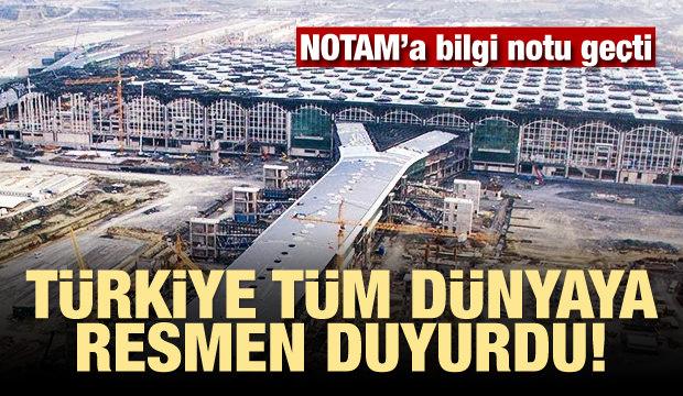 Türkiye büyük değişimi tüm dünyaya duyurdu