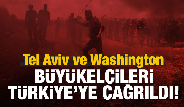 Türkiye büyükelçileri geri çağırdı!