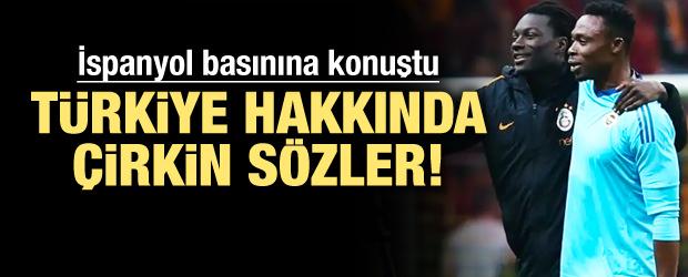 Türkiye hakkında çirkin sözler!