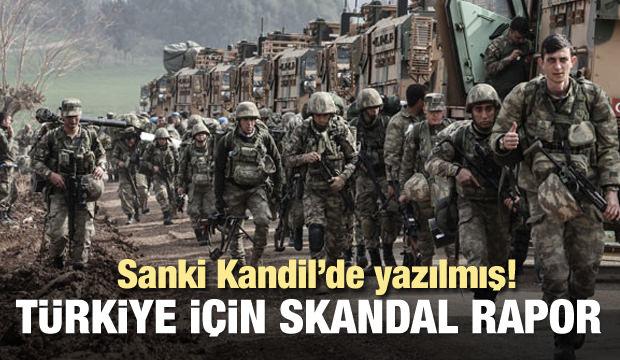 Türkiye için skandal rapor