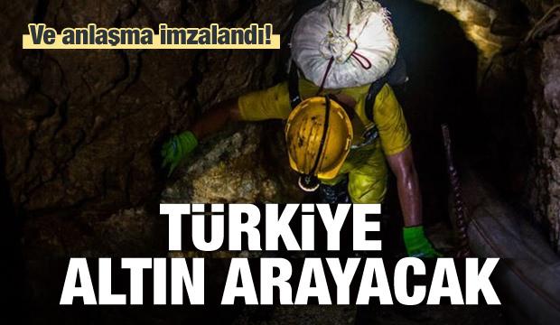Türkiye, Sudan'da altın arayacak