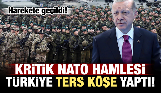 Türkiye ters köşe yaptı! Kritik NATO hamlesi