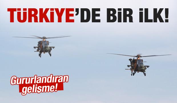 Türkiye'de Bir İlk Gerçekleşti!