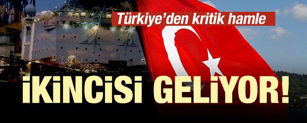 Türkiye'den kritik hamle! İkincisi gidiyor