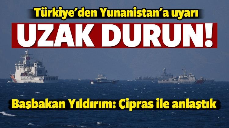 Türkiye'den Yunanistan'a Kardak Uyarısı!
