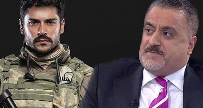 Ünlü isim Burak Özçivit'in Afrin paylaşımını yerden yere vurdu!