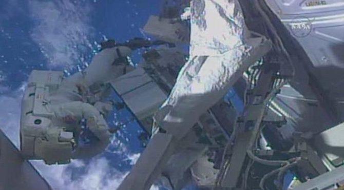 Uzaya Gönderilen Astronottan Akılalmaz Soru…