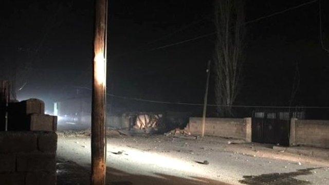 Van'da Zırhlı Polis Araçlarına 3 Farklı Noktada Saldırı