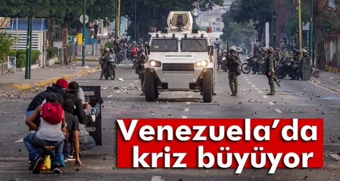 Venezuela'da Kriz Büyüyor