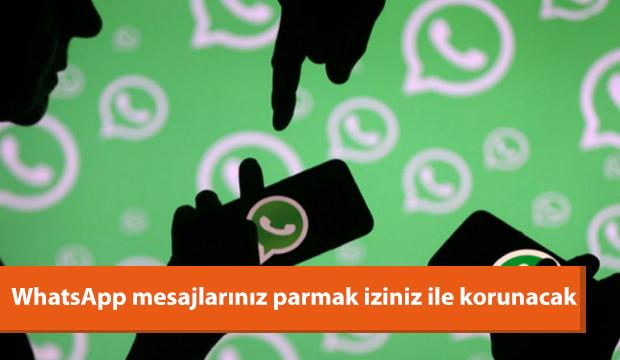 WhatsApp Yakında Touch ID Veya Face ID İle Kilitlenebilecek