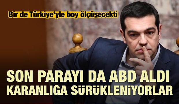 Yunanistan karanlığa sürükleniyor!