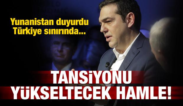 Yunanistan yeni bir provokasyon peşinde!