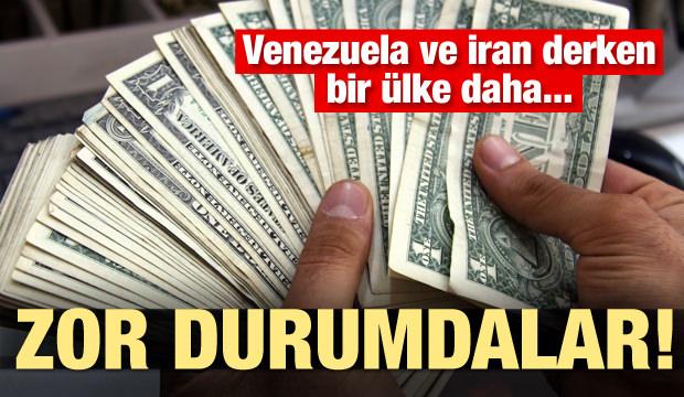 Zor durumdalar! Vatandaş ülke borcu için para topladı
