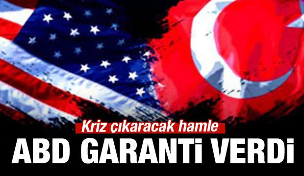 ABD'den PYD'ye masa garantisi!