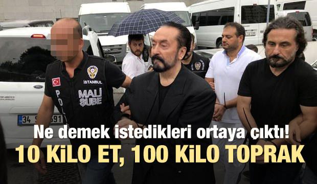 Adnan Oktar örgütünün şifreli konuşmaları çözüldü