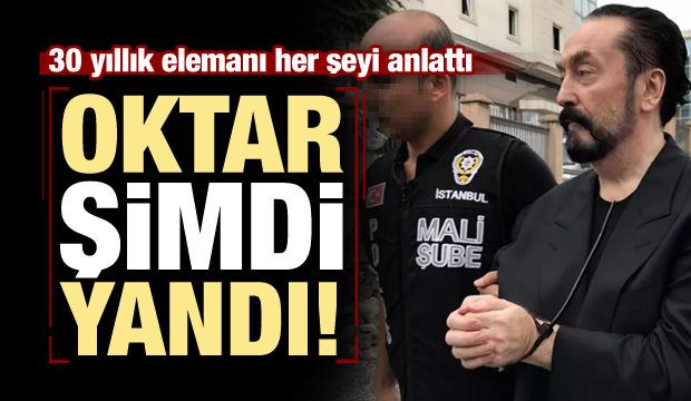 Adnan Oktar'ı bitirecek ifade! Tahliye edildi