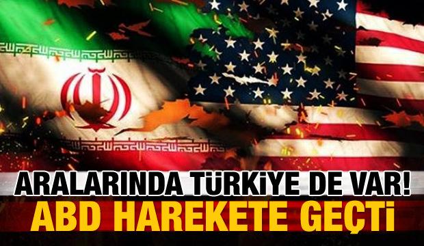 Aralarında Türkiye'de var! ABD'den İran'a yaptırım