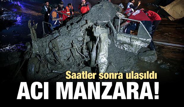 Bursa'da Saatler Sonra Ulaşıldı, Acı Manzara Ortaya Çıktı