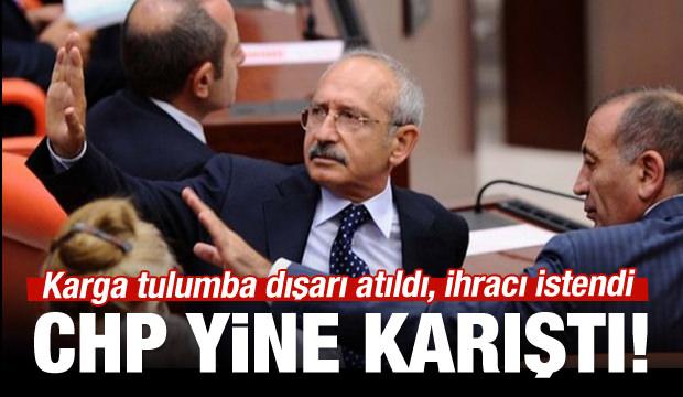 CHP'de yine kriz! Yine ihraç talebi