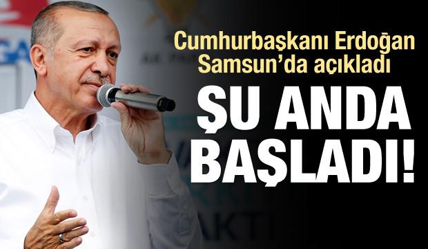 Erdoğan'dan son dakika Menbiç açıklaması!