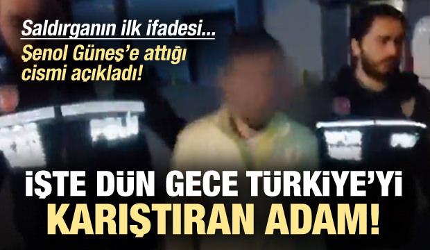 İşte dün gece Türkiye'yi karıştıran adam!