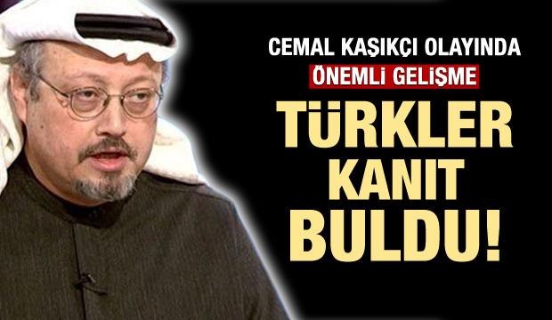 Kaşıkçı olayında flaş gelişme: Türkler kanıt buldu