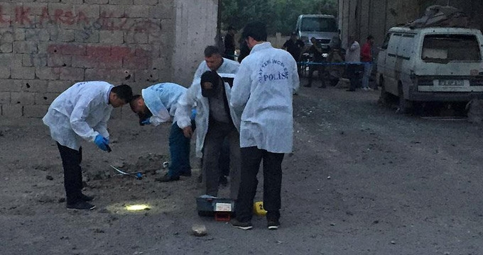 Kilis'e 3 Roket Mermisi Atıldı! 2 Ölü, 4 Yaralı