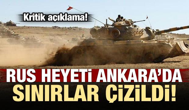 Kritik İdlib gelişmesi! Sınırlar Ankara'da çizildi